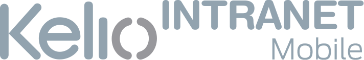 Kelio Intranet Mobile logo