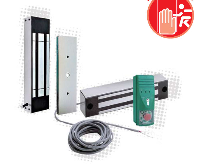 Equipments-Access-control-suction-pads
