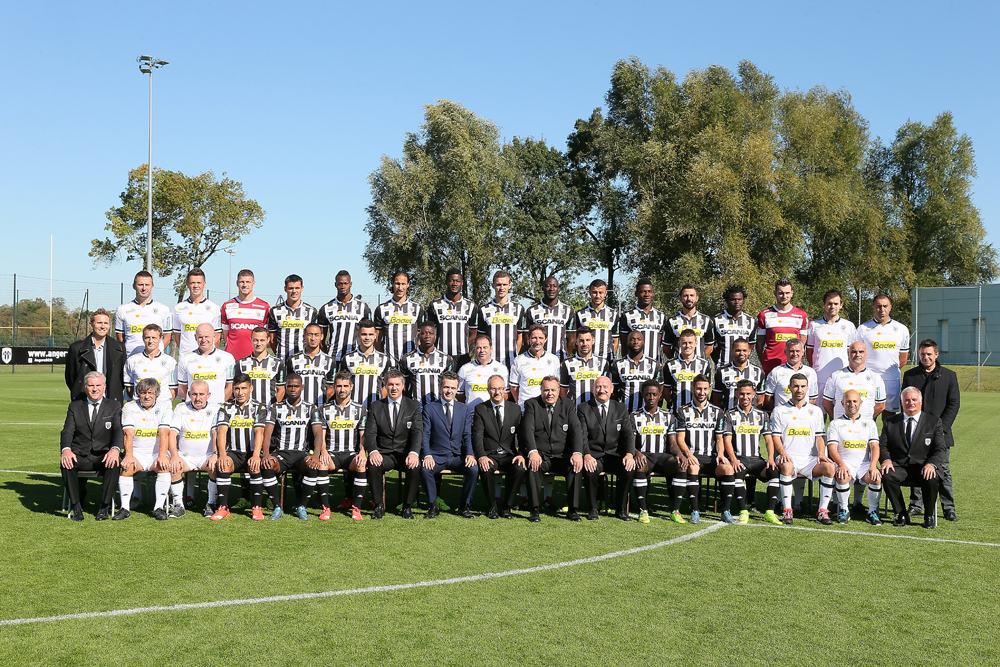 Photo officielle SCO Angers